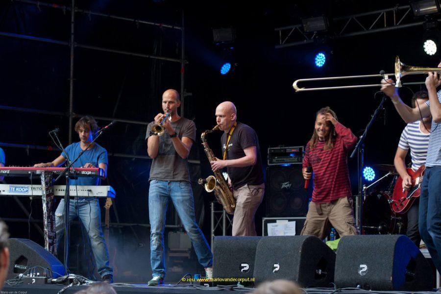 Breda Barst 2012 – Zaterdag / 15-9-2012