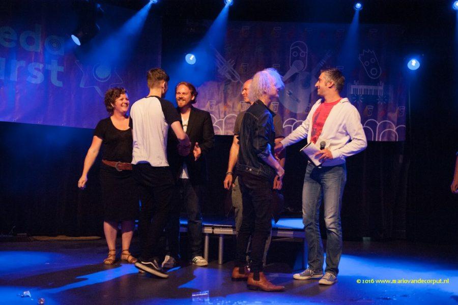 Breda Barst 2016 – Voorronde / 10-6-2016
