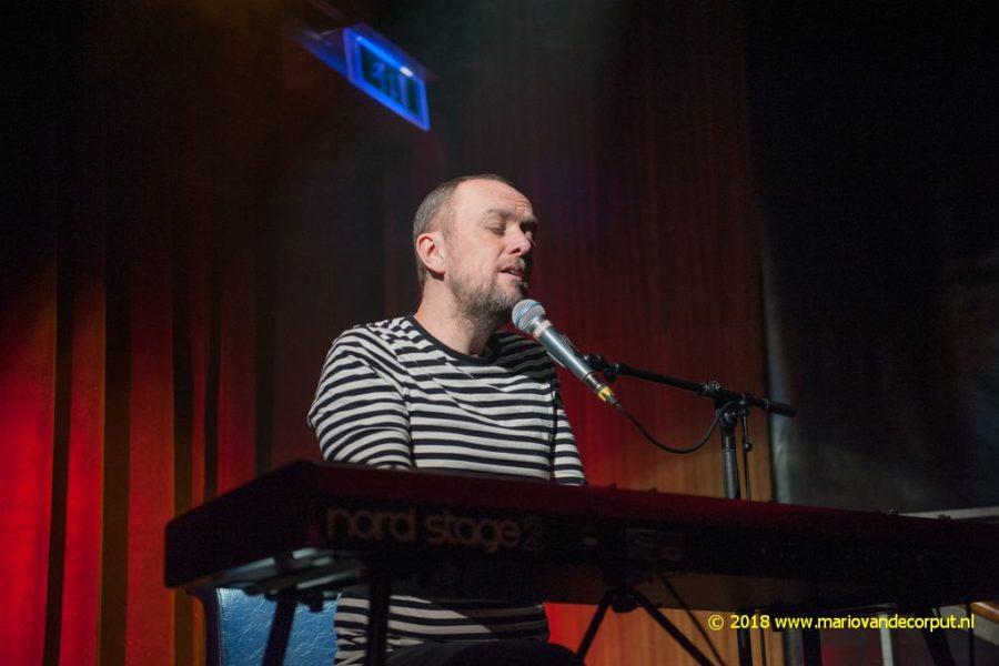 A Balladeer – Voorprogramma: Ruud Fieten / MEZZ / 7-10-2018